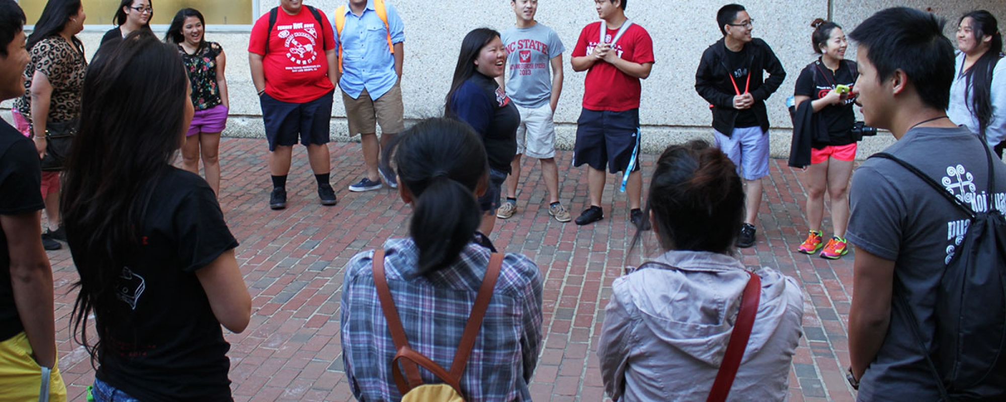 Games during Introduction - Tour 2014